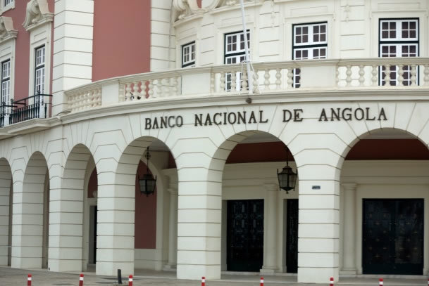Image result for Angola central bank
